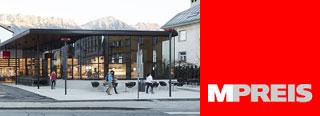 Tiroler Familienunternehmen MPREIS